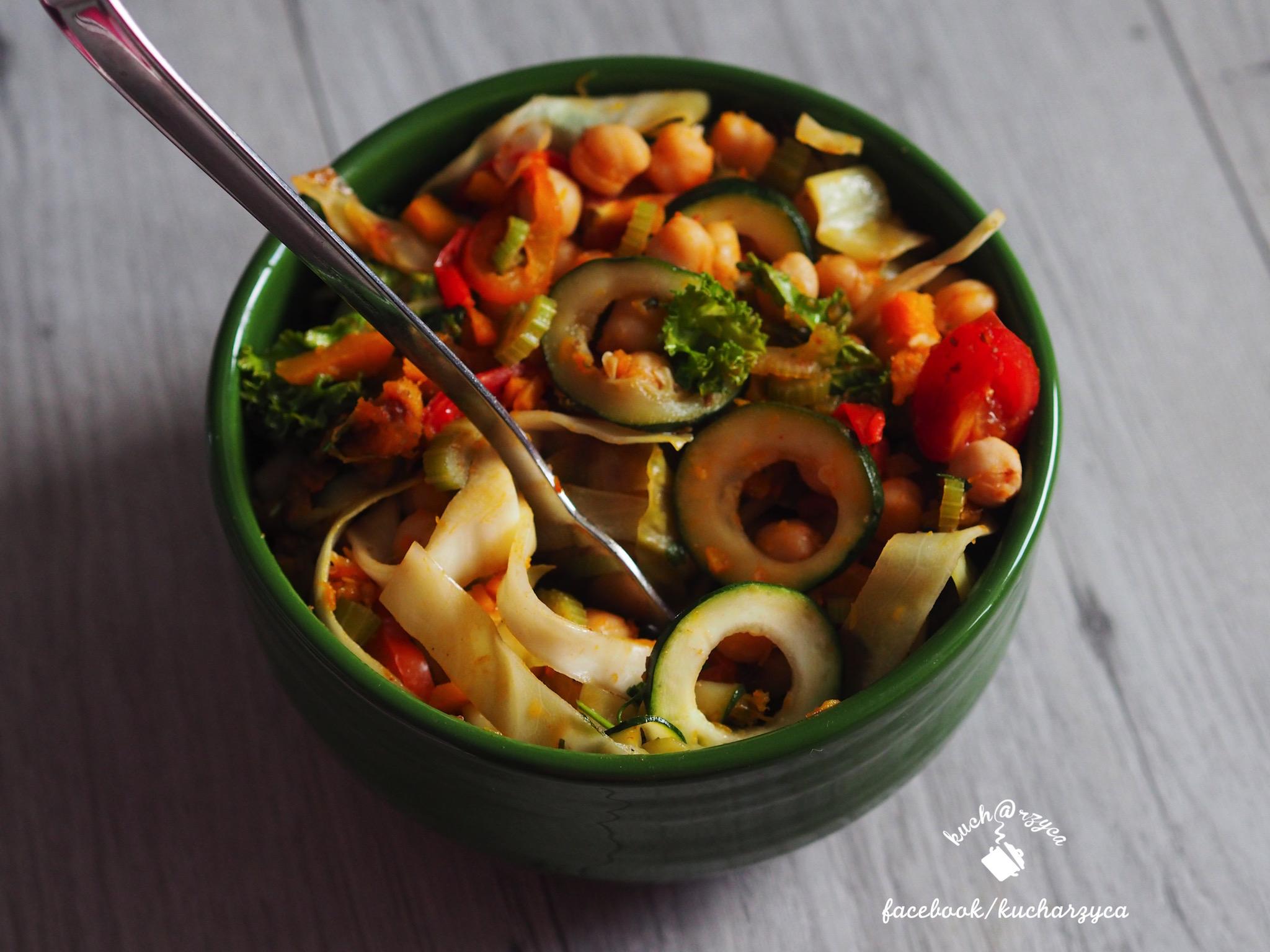ciecierzyca warzywa